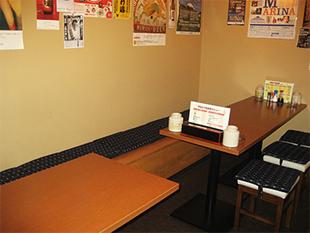鳥太郎テーブル席